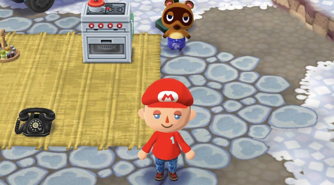 Animal Crossing: Pocket Camp's Mario event looks great screenshot