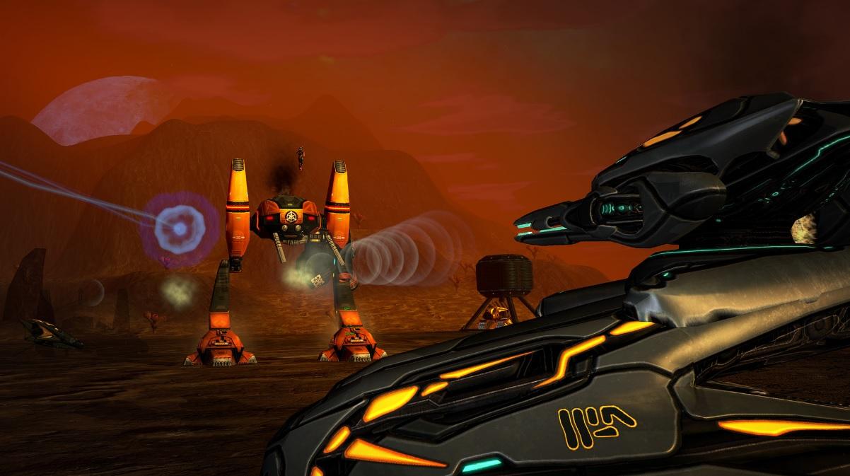 Review: Battlezone: Combat Commander screenshot