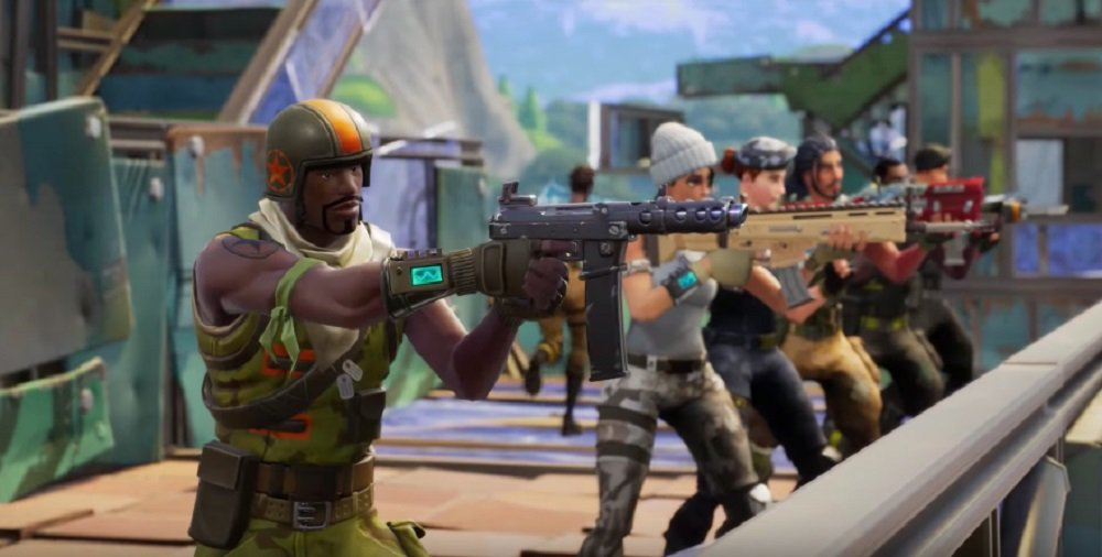 Xbox Head Tweets Support Of Ps4 Xbox One Crossplay On Fortnite -