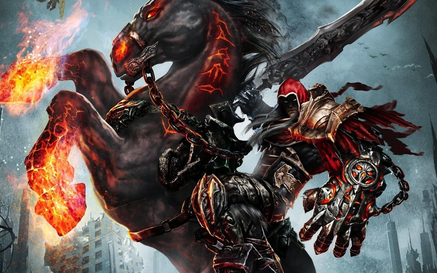 Darksiders: The Documentary reveal trailer screenshot
