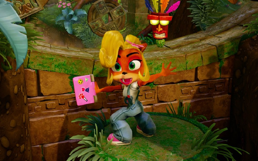 Crash Bandicoot N. Sane Trilogy on Switch will be handled by Toys for Bob screenshot