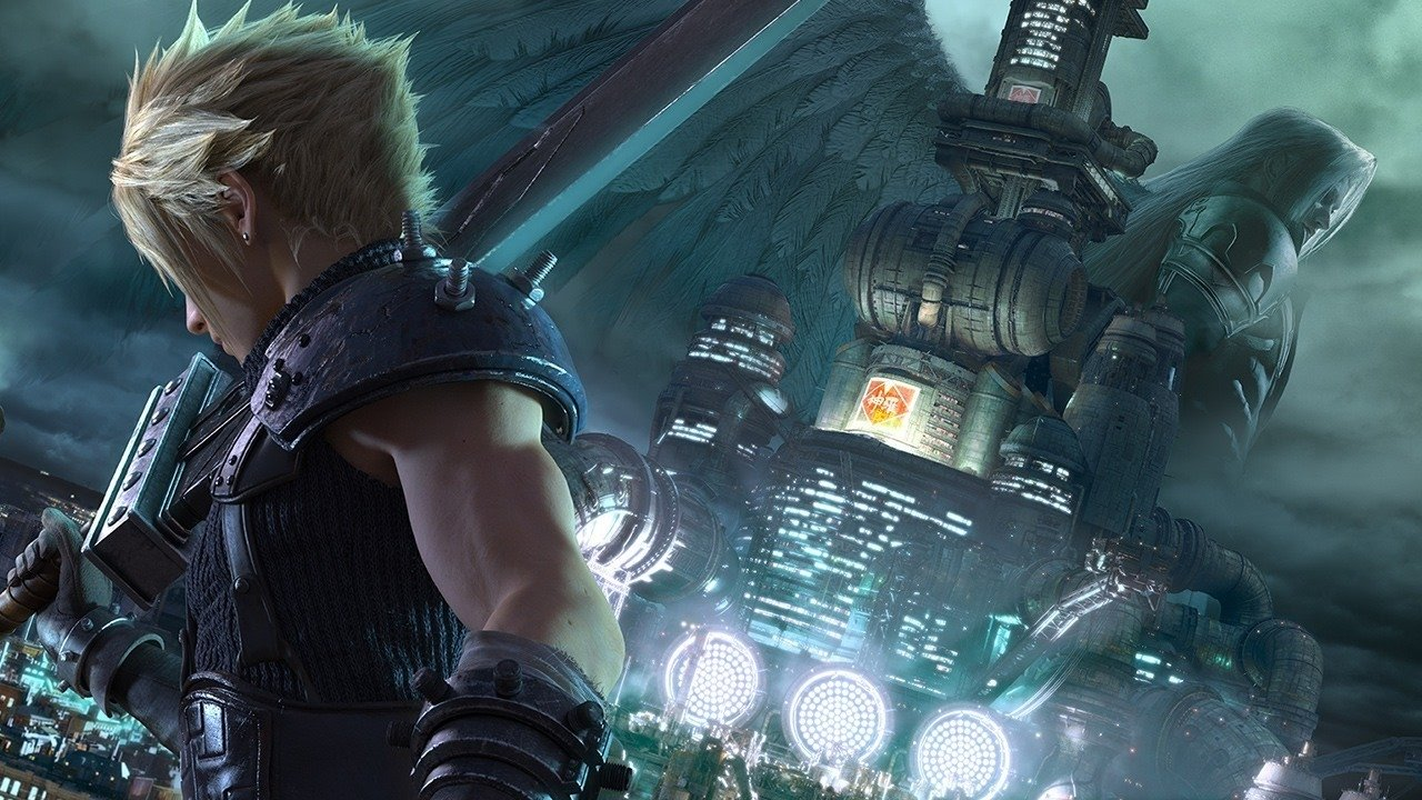Final Fantasy VII Remake team hiring for 'core members' screenshot