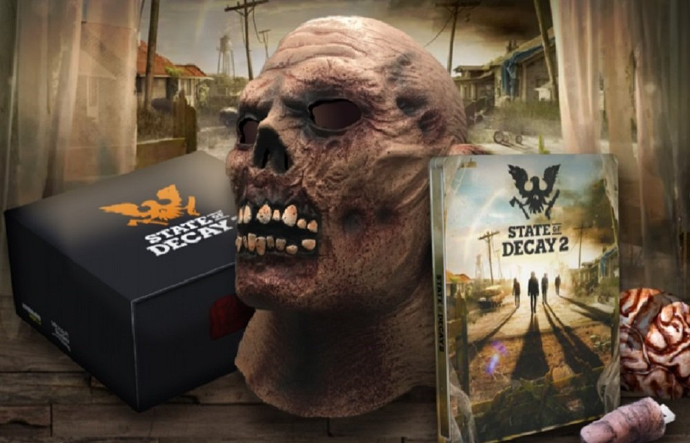 Fulfill your dream of being a Scooby-Doo villain with State of Decay 2 Collector's Edition screenshot