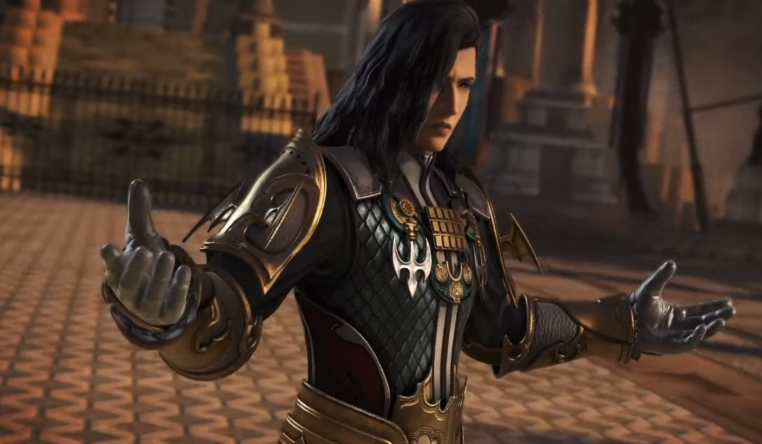 Vayne Carudas Solidor is the newest character headed to Dissidia Final Fantasy screenshot