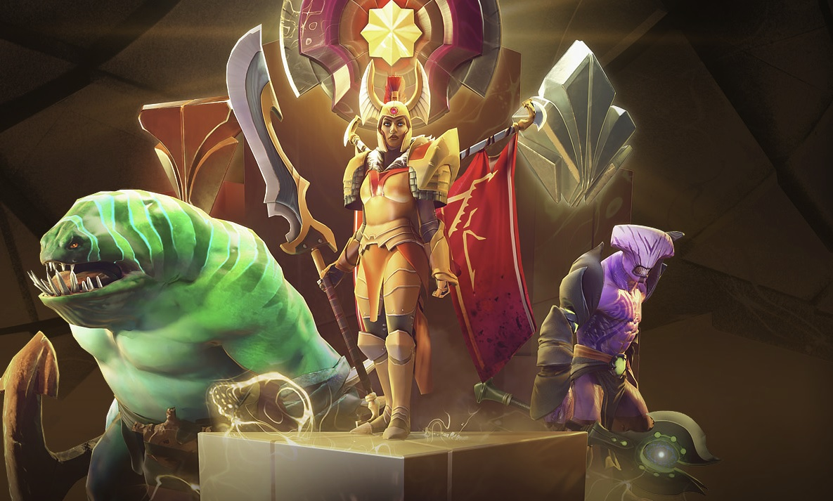 DOTA 2 is getting a new monthly subscription and a controversial in-game AI helper screenshot