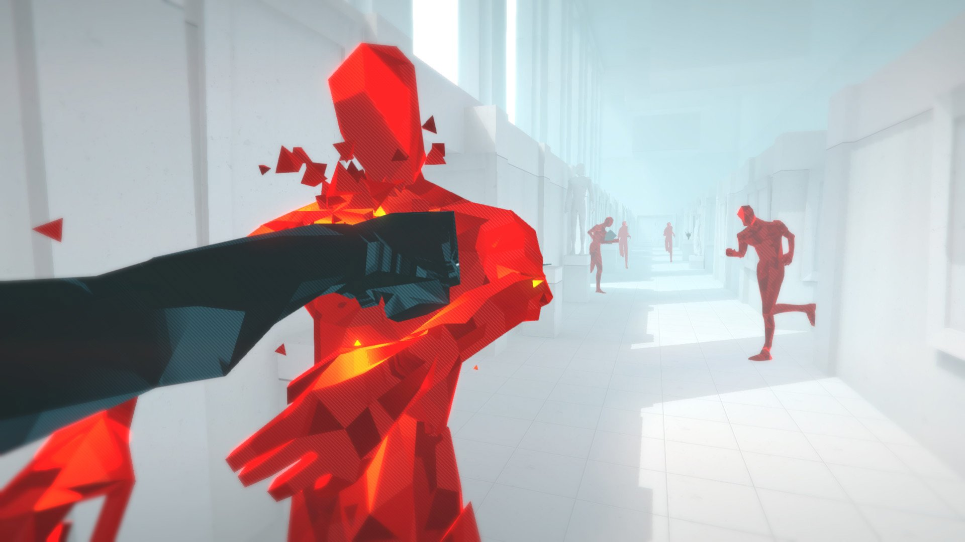 Oxenfree, Superhot, and Shadow Tactics will be free for Twitch Prime users this month screenshot