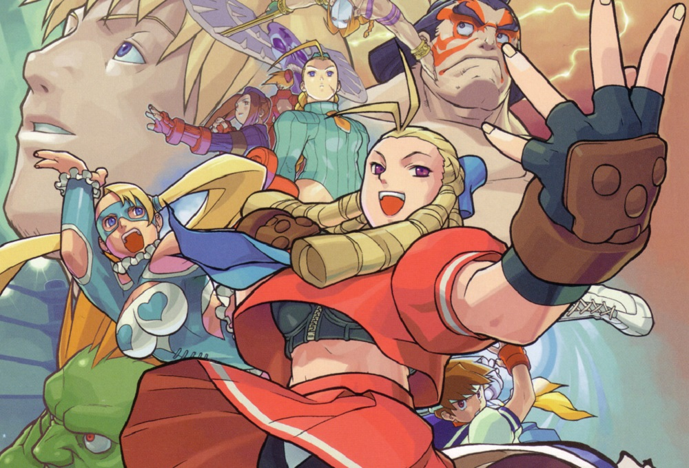 Check out half an hour of footage from Street Fighter 30th Anniversary Collection screenshot