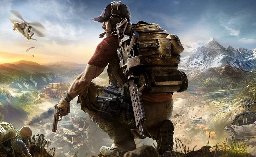 Ghost Recon: Wildlands update features new classes and maps screenshot