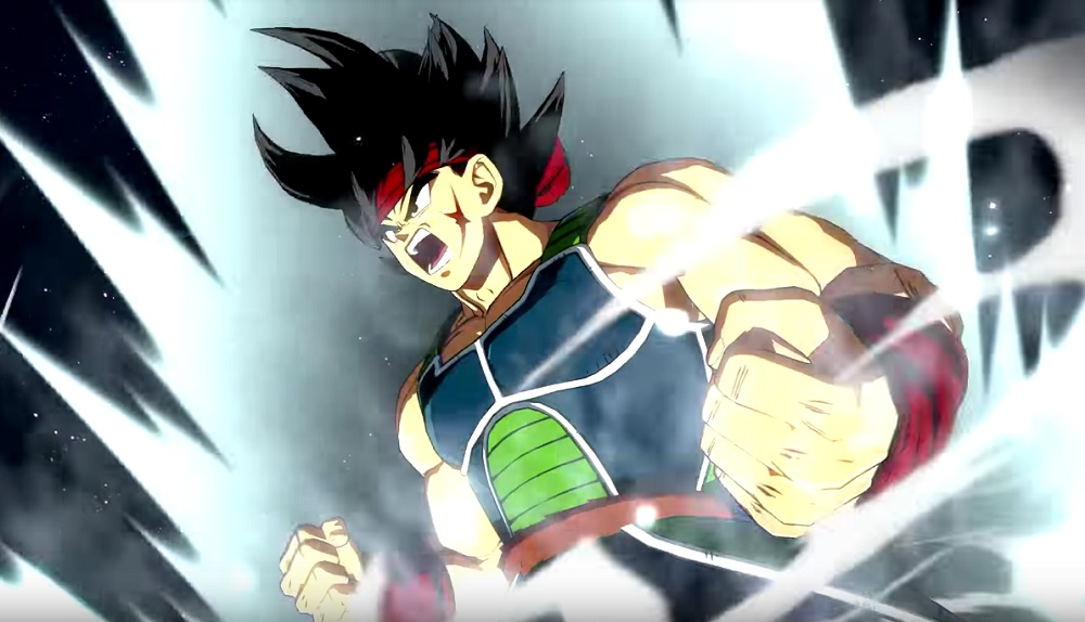 Dad getting ready to rumble as Bardock gets Dragon Ball FighterZ trailer screenshot