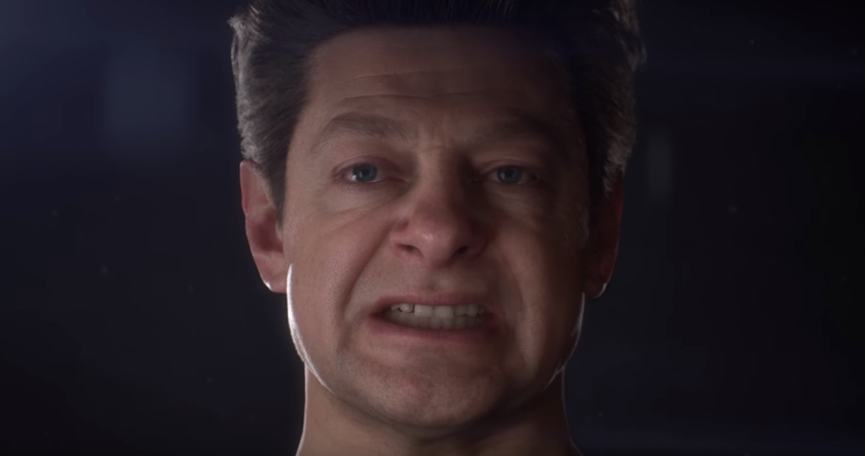 How realistic is this Andy Serkis Unreal Engine rendering? screenshot