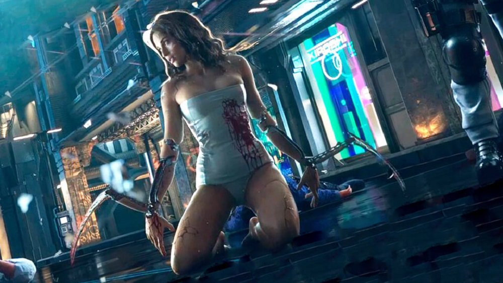 Cyberpunk 2077 is focusing on a taut single-player experience with no microtransactions screenshot
