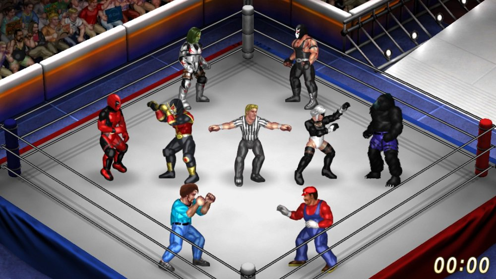 Fire Pro Wrestling World headed to PS4 this Summer screenshot