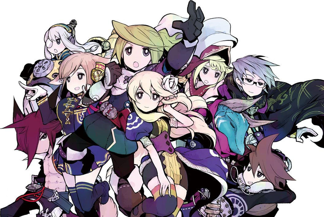 Review: The Alliance Alive screenshot