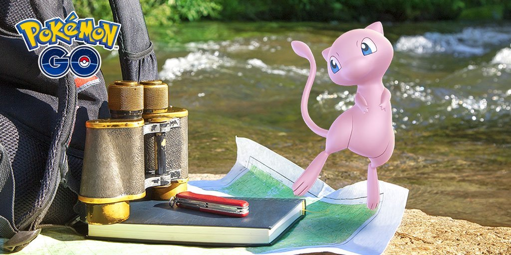 Pokemon Go will be getting quests and Mew this week screenshot