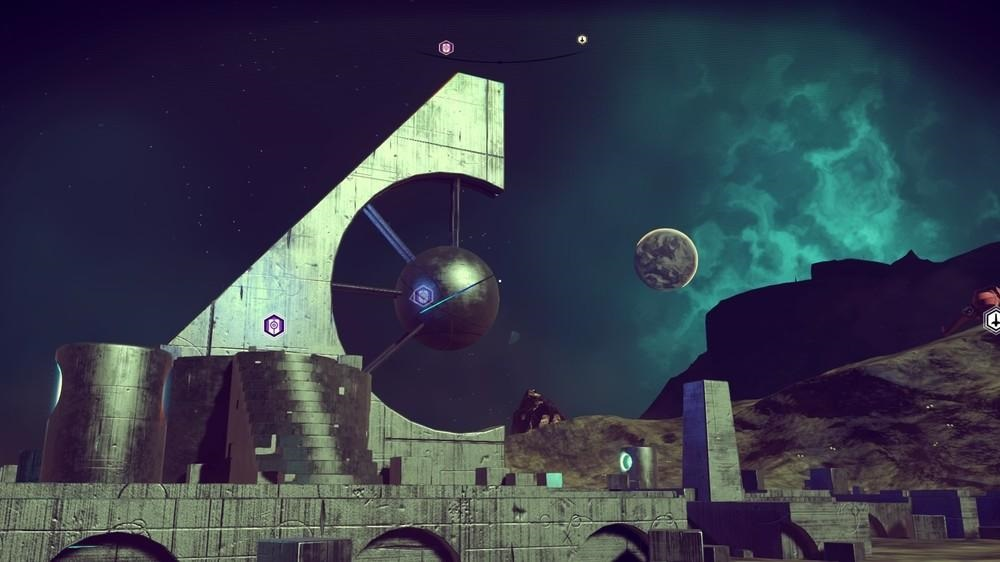 No Man's Sky journeying to Xbox One, new update on the way screenshot