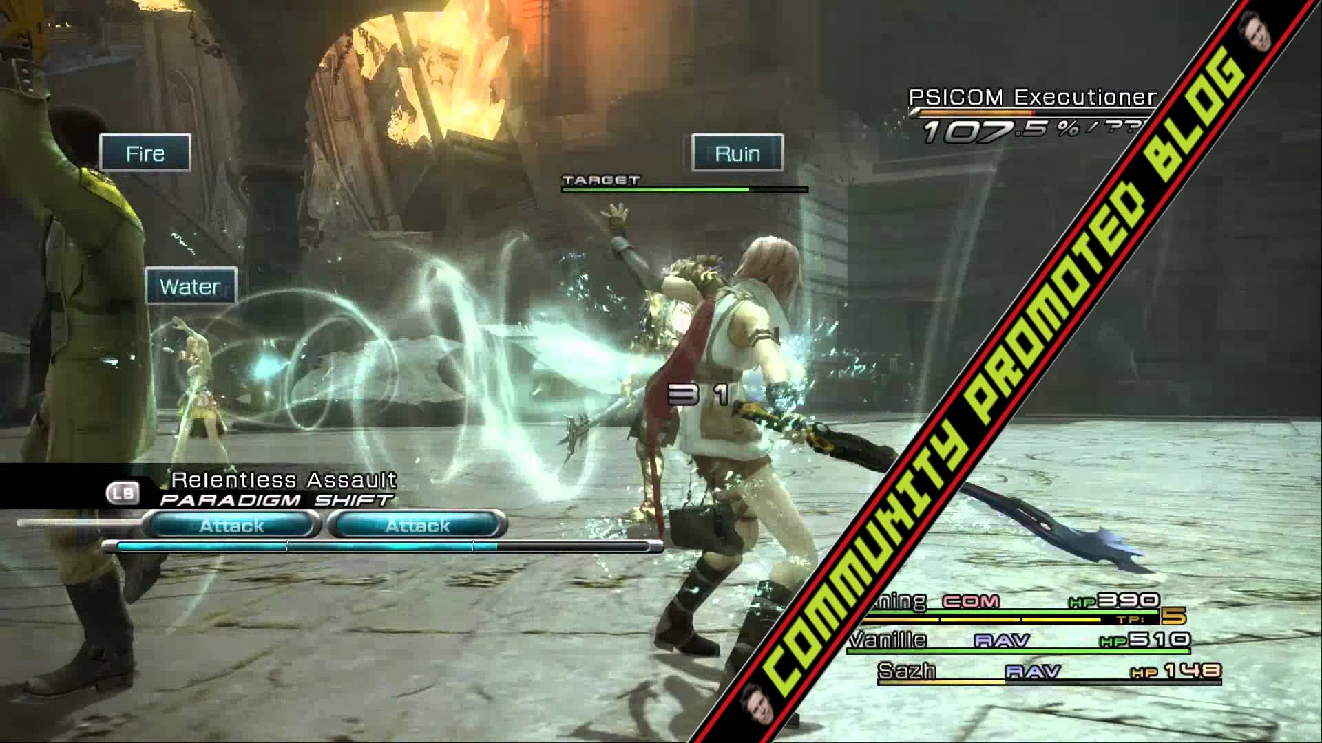 Why I still love Final Fantasy XIII screenshot