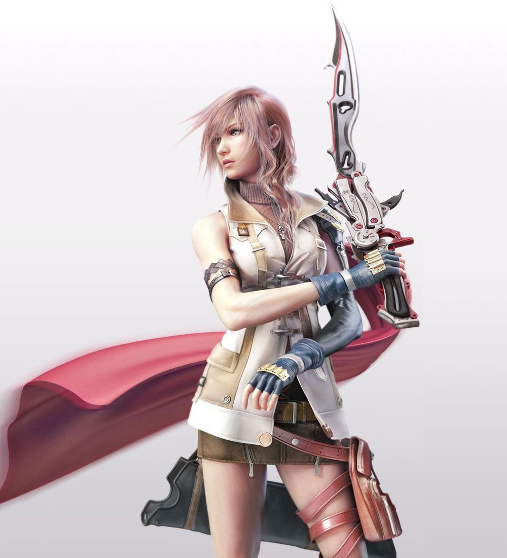 Why I Still Love Final Fantasy Xiii