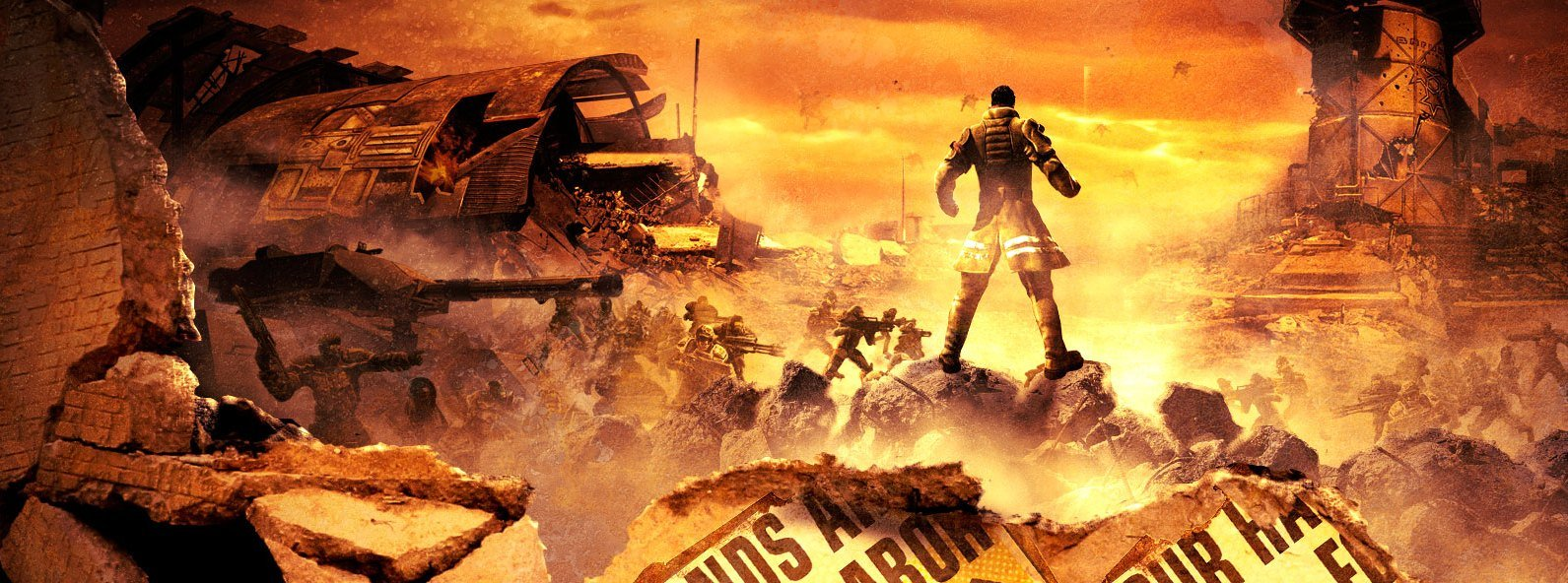 Red Faction Guerrilla Re-Mars-tered is heading to PC, PS4 and Xbox One this year screenshot