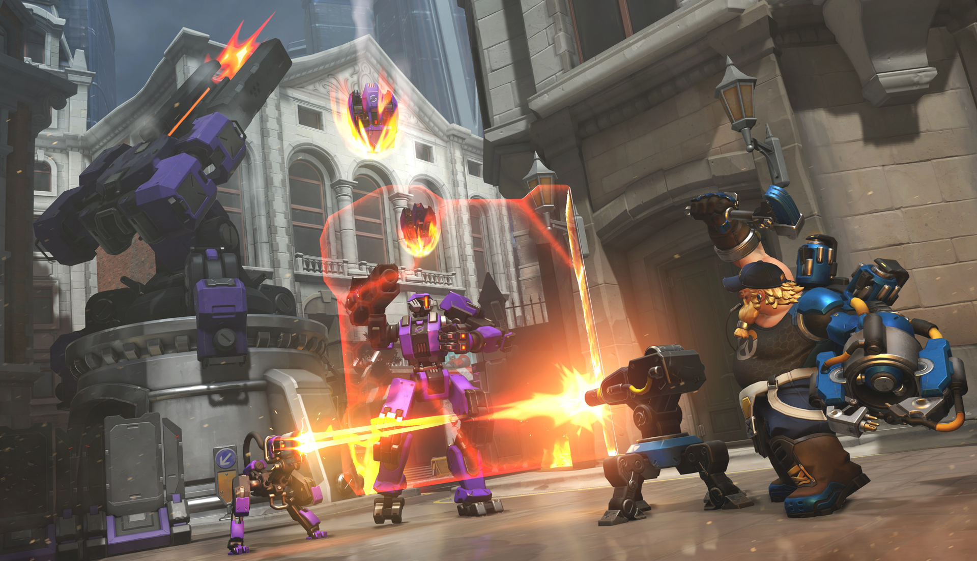 Uprising returns to Overwatch on April 10 screenshot