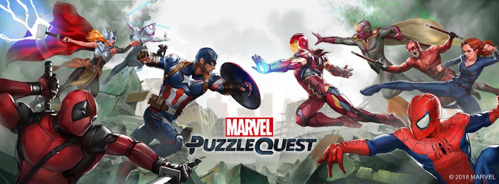 Marvel Puzzle Quest: Developer Q & A screenshot