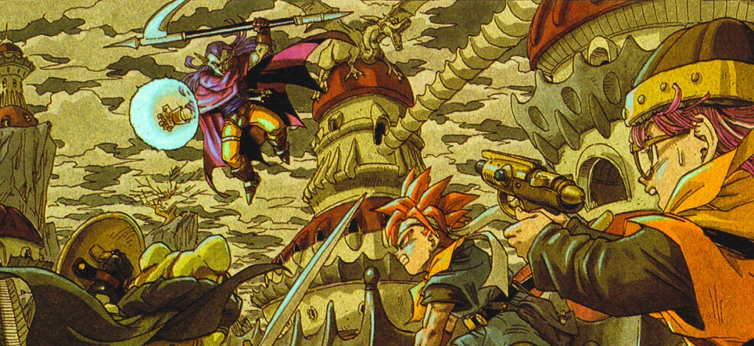 Resultado de imagen para Chrono Trigger