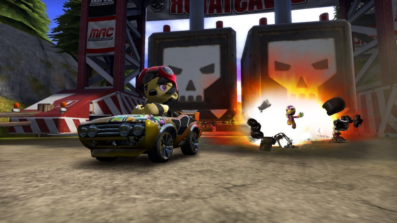 Sony Is Shutting Down The Servers For Modnation Racers And