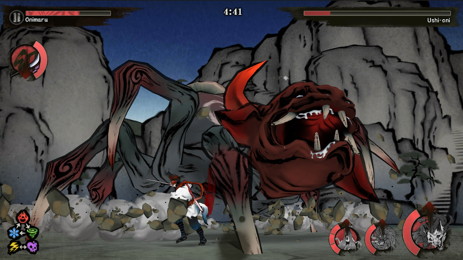 Platinum Games And DeNA Announce Samurai Action Game World Of Demons