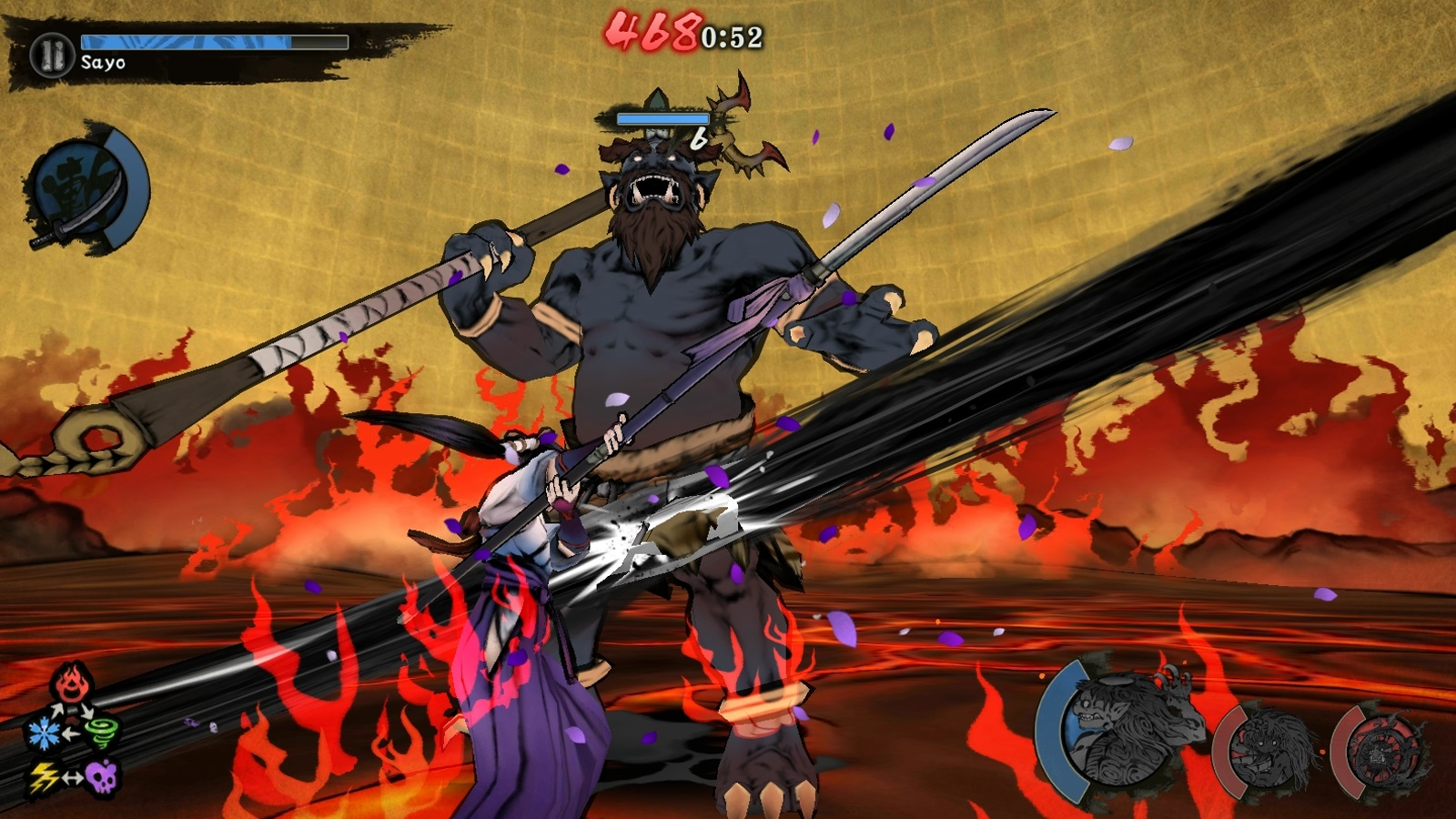 Platinum Games, DeNA Reveal World of Demons Smartphone Game for Summer