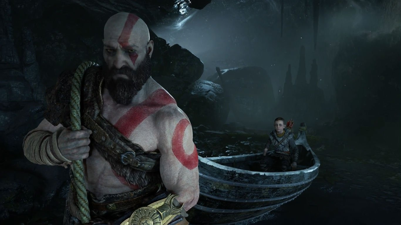 What have you loved most about God of War so far? (Spoilers)