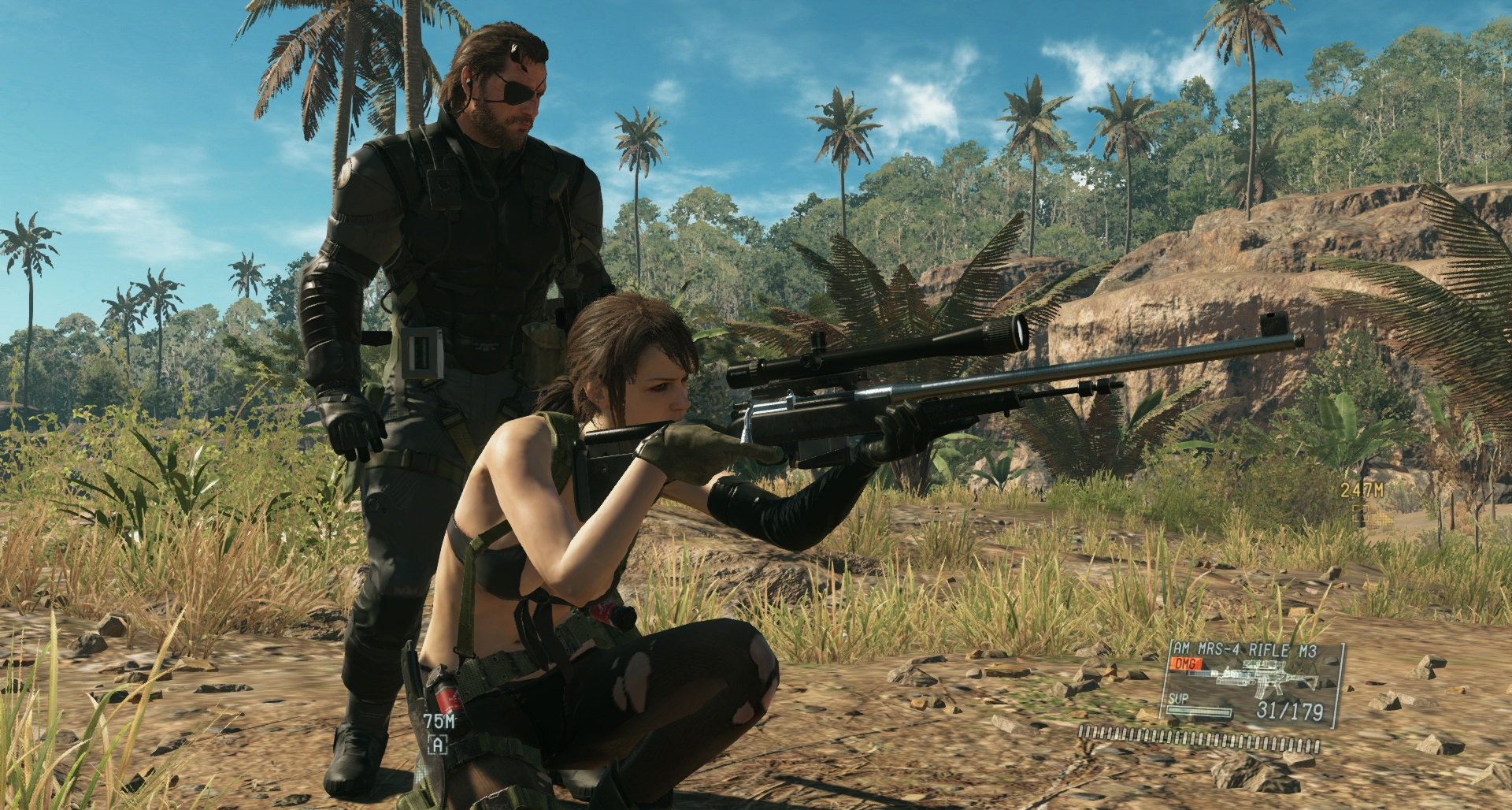 Metal Gear Solid V: Phantom Pain and Vanquish are part of the Xbox Games with Gold program in May screenshot