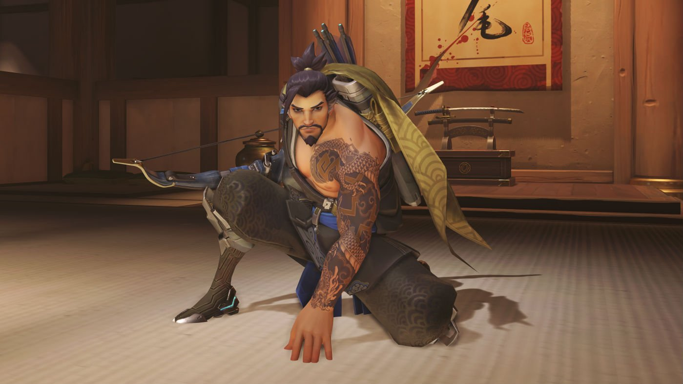 Big Overwatch PTR changes gut Hanzo's scatter arrow ability