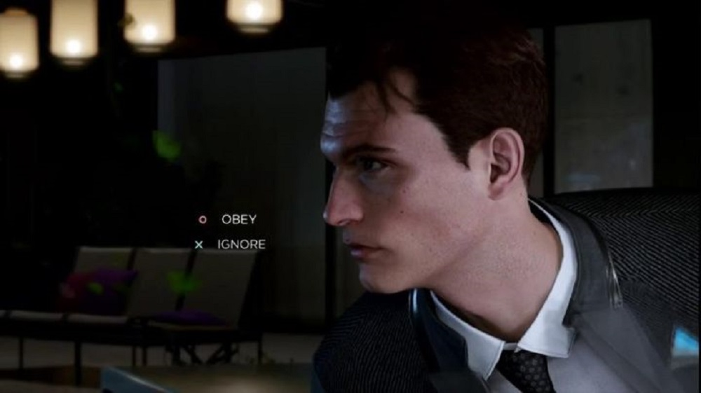 Detroit: Become Human demo coming to PlayStation Store tomorrow screenshot