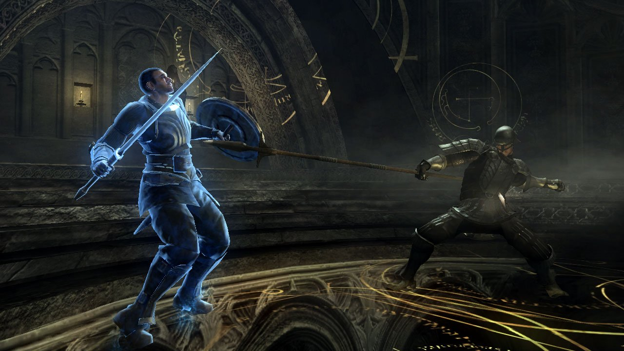 Demon's Souls running at 4K is a sight to behold screenshot