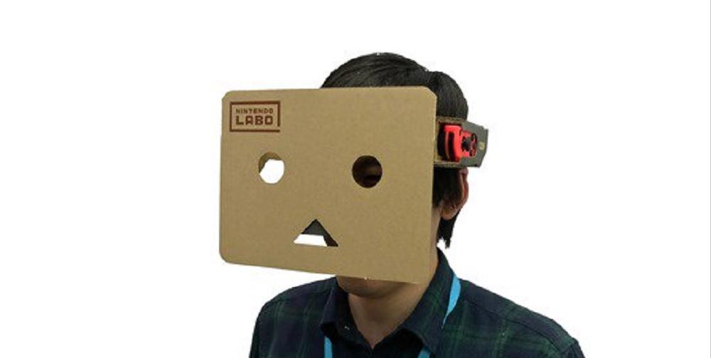Amazon Japan has some exclusive Nintendo Labo goodies