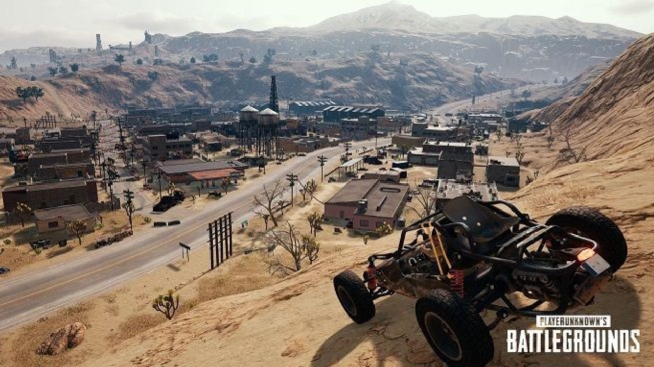 PUBG's Miramar will be heading to Xbox One test servers tomorrow screenshot