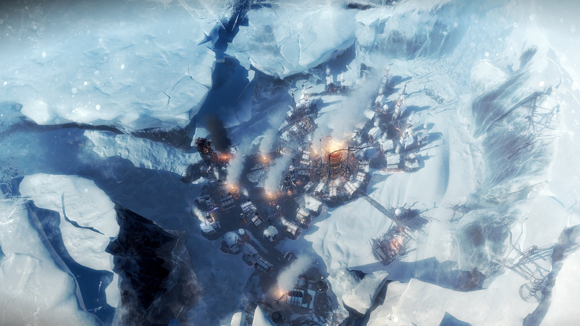 Review: Frostpunk screenshot