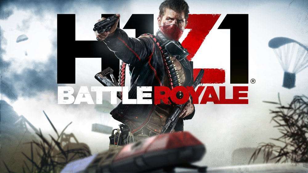 A revamped version of battle royale H1Z1 is coming to PlayStation 4 next month screenshot
