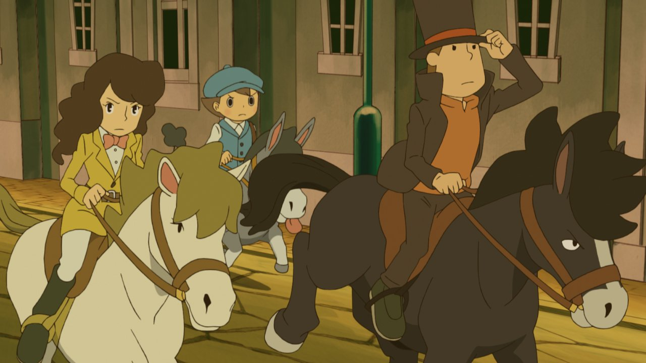 It's time for Professor Layton to reinvent itself screenshot