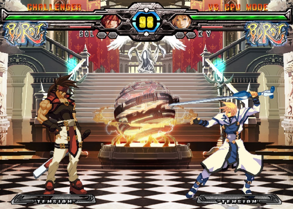 Guilty Gear XX Accent Core Plus R is coming to Nintendo Switch screenshot