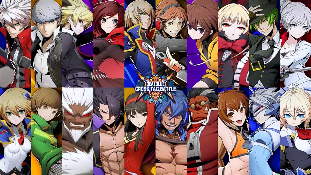 Review: BlazBlue: Cross Tag Battle screenshot