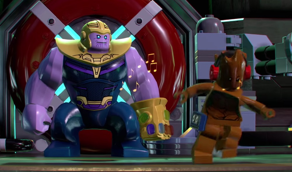 Avengers: Infinity War DLC released for LEGO Marvel Super Heroes 2 screenshot