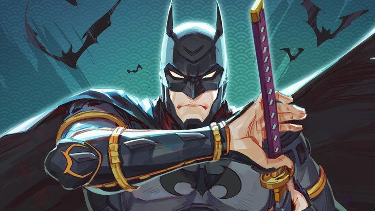 Review: Batman Ninja screenshot