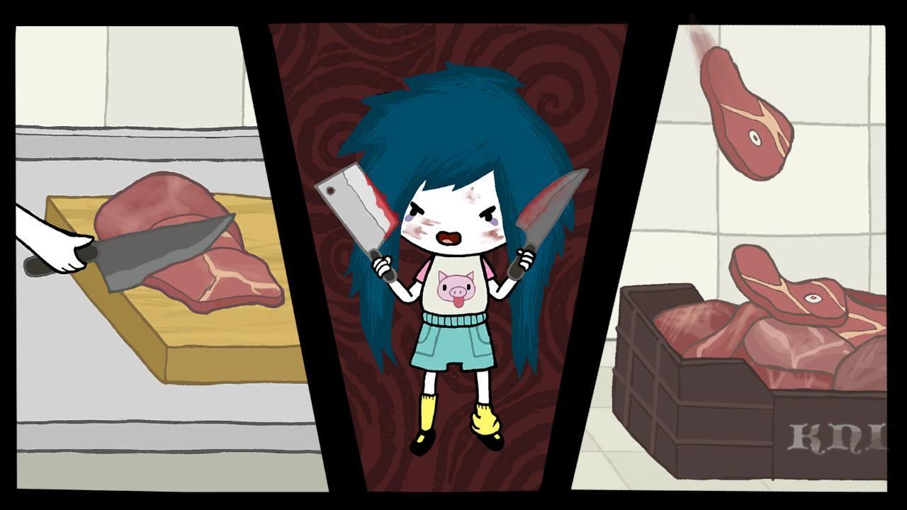 Review: Agatha Knife screenshot
