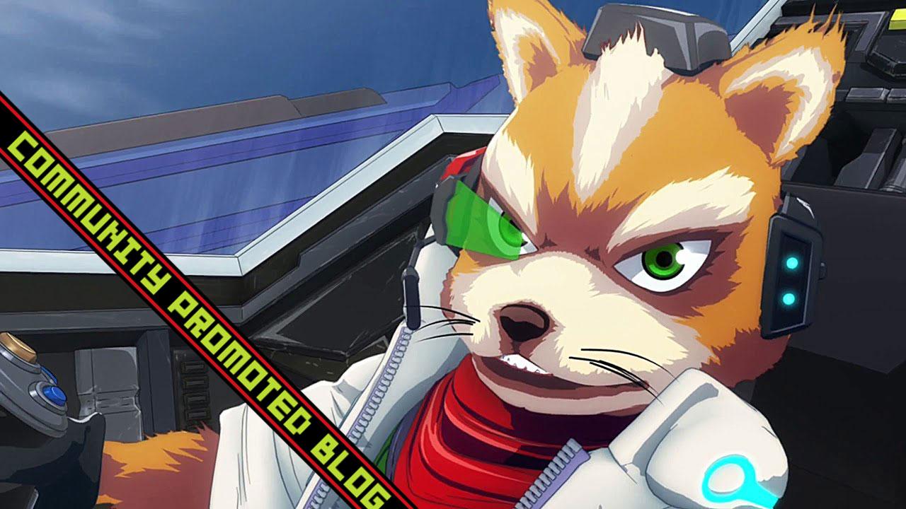 A big, dumb Star Fox Zero and Guard retrospective: Two years later screenshot