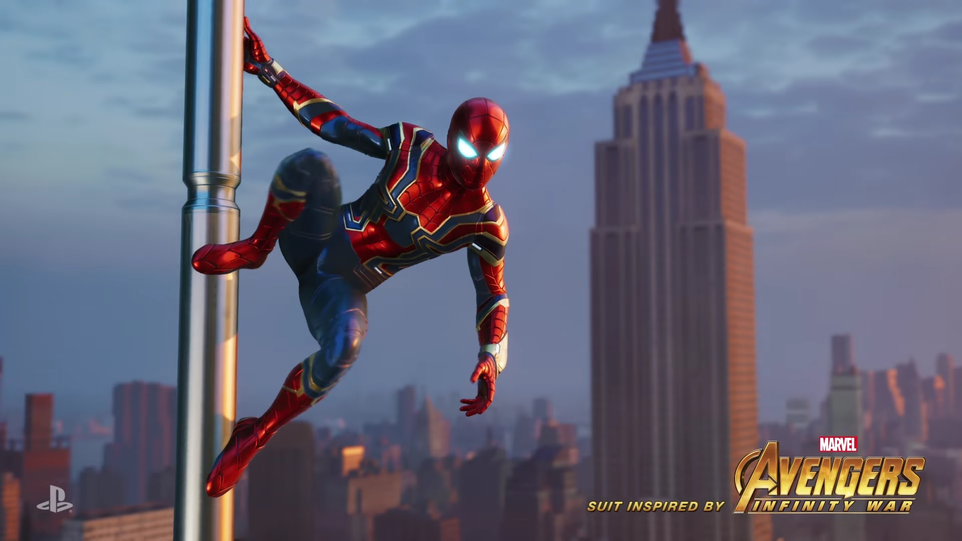 Spider-Man gets a pre-order 'Iron Spider Suit' and 'Spidey Suit Pack' screenshot
