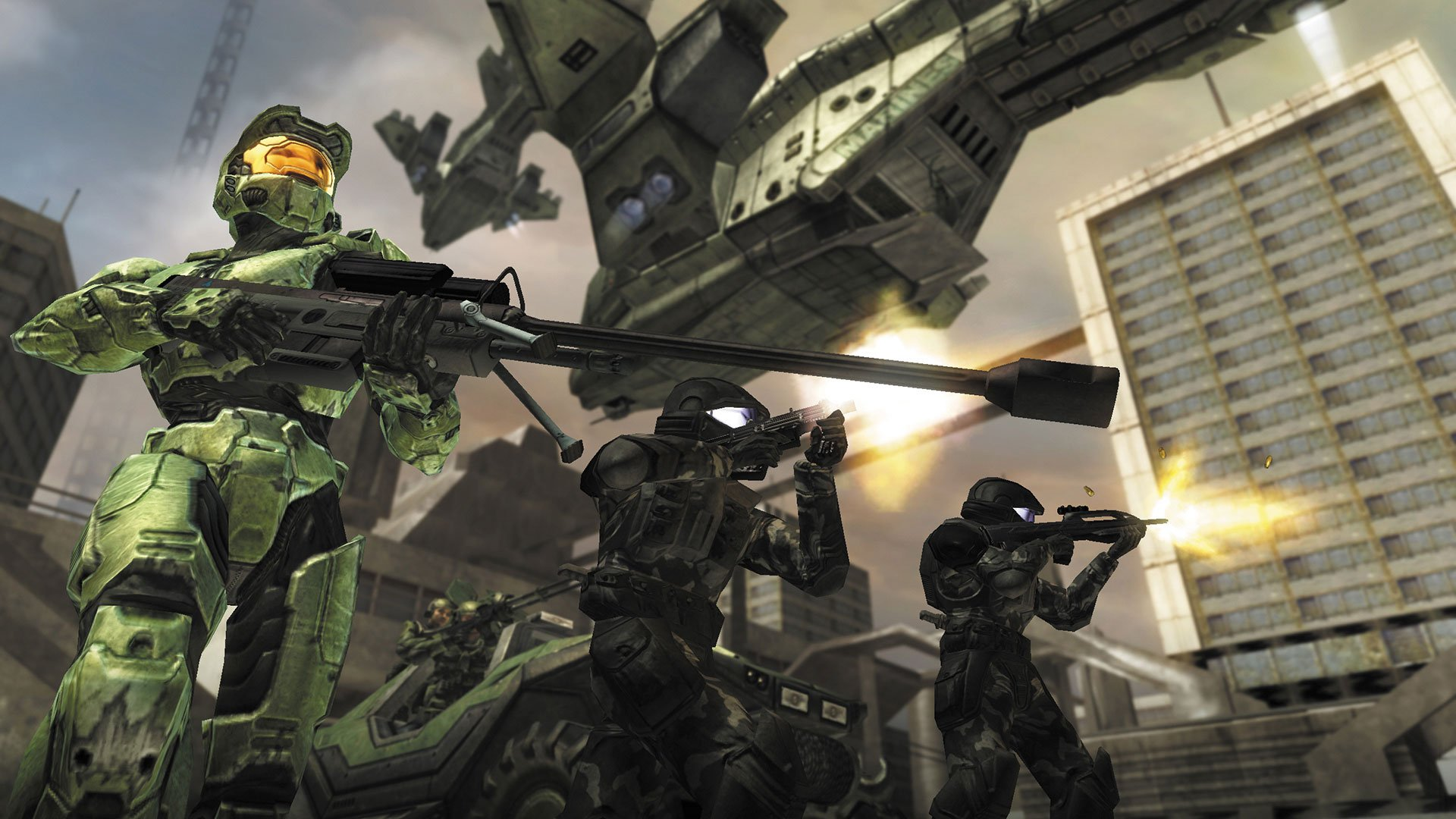Xbox implies plans to port some old Halo to PC screenshot