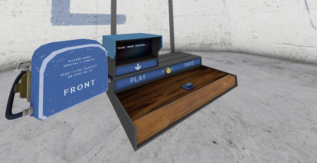 Blendo Games announces Flotilla 2, coming to VR this Summer screenshot