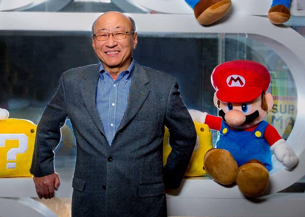 Nintendo President Tatsumi Kimishima to retire in June, Satoru Shibata steps down as head of Nintendo Europe screenshot