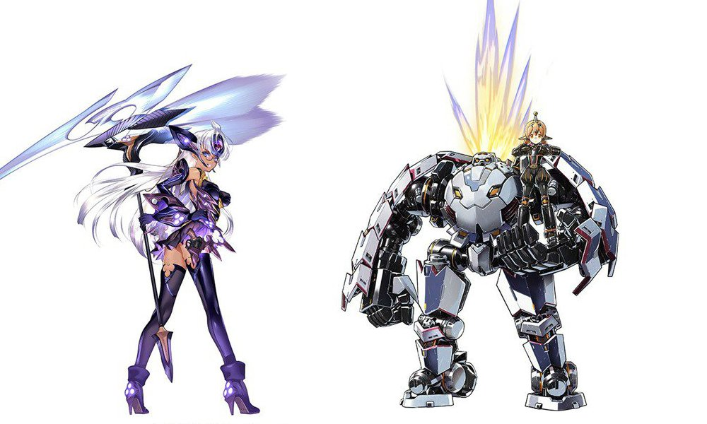 See the new Xenoblade Chronicles 2 T-elos and Poppibuster blades in action screenshot