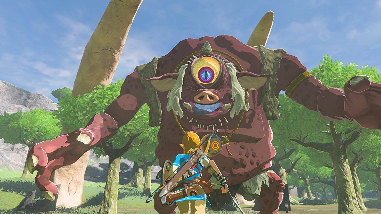 Breath of the Wild takes the throne as the top-selling Zelda game screenshot